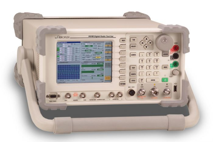 3920B  Radio  Test Set for PMR and Tetra