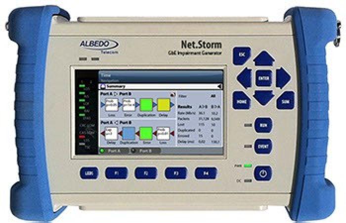 ALBEDO Net.Storm