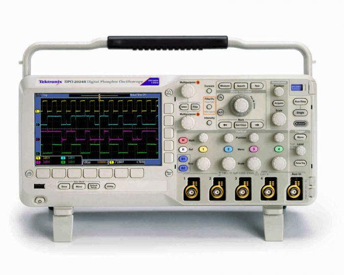DPO2000B - 4ch - front
