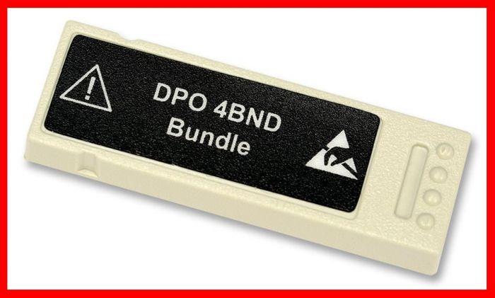 DPO4BND (Bundle AERO, AUDIO, AUTO, COMP, EMBD, ENET, LMT, PWR, USB, VID)