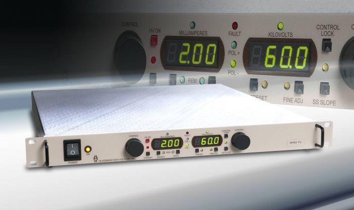 FJ series HV power supplies