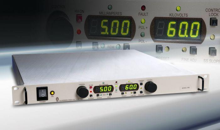FR series HV power supplies