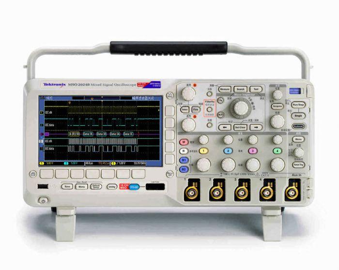 MSO2000B Series - 4ch