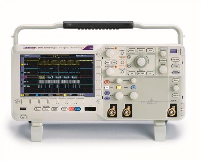 MSO2000B Series - 2ch