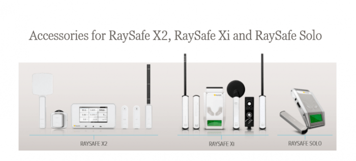 RaySafe X2,Xi, Solo Accessories