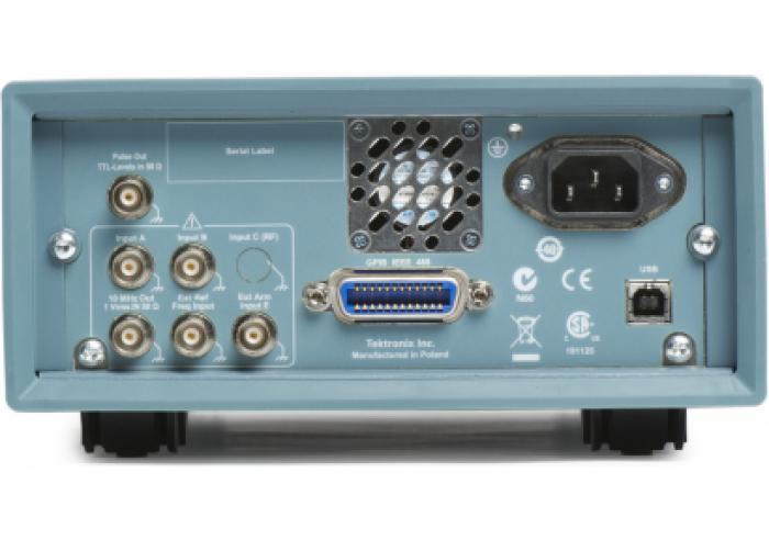 Tektronix FCA3100 (back)