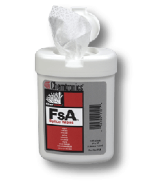 FSA Fusion Splice Presaturated Wipe