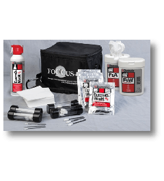 Fusion Splice Prep and Equipment Maintenance Kit