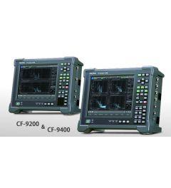 CF-9200 Portable 2/4 channel FFT Analyzer