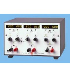 EST150 triple output DC power supplies
