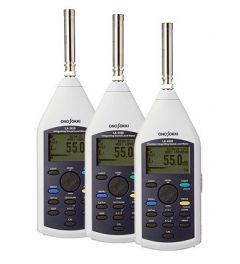LA-14xx/LA-4440 Integrating Sound Level meters