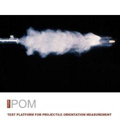 Projectile Orientation Measurement Software.
