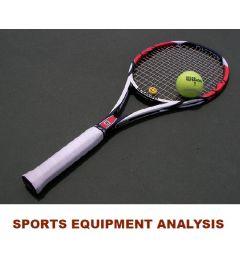 Sports Equipment Analysis.