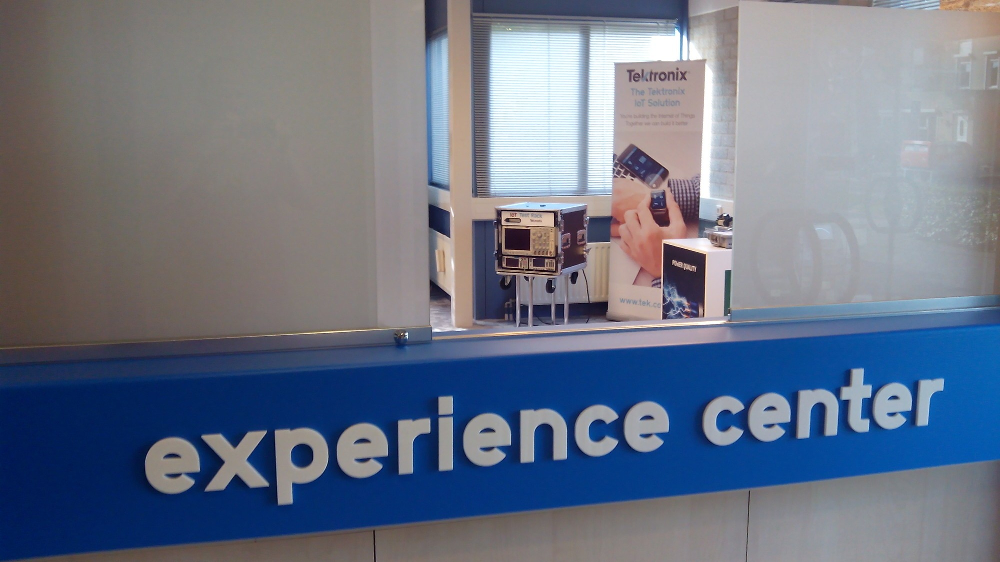 Our Experience Center