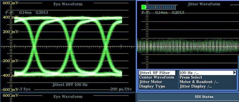 UHD testing (4k&HDR)