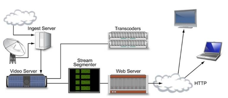 Video service assurance monitoring for mpeg over ip and ott
